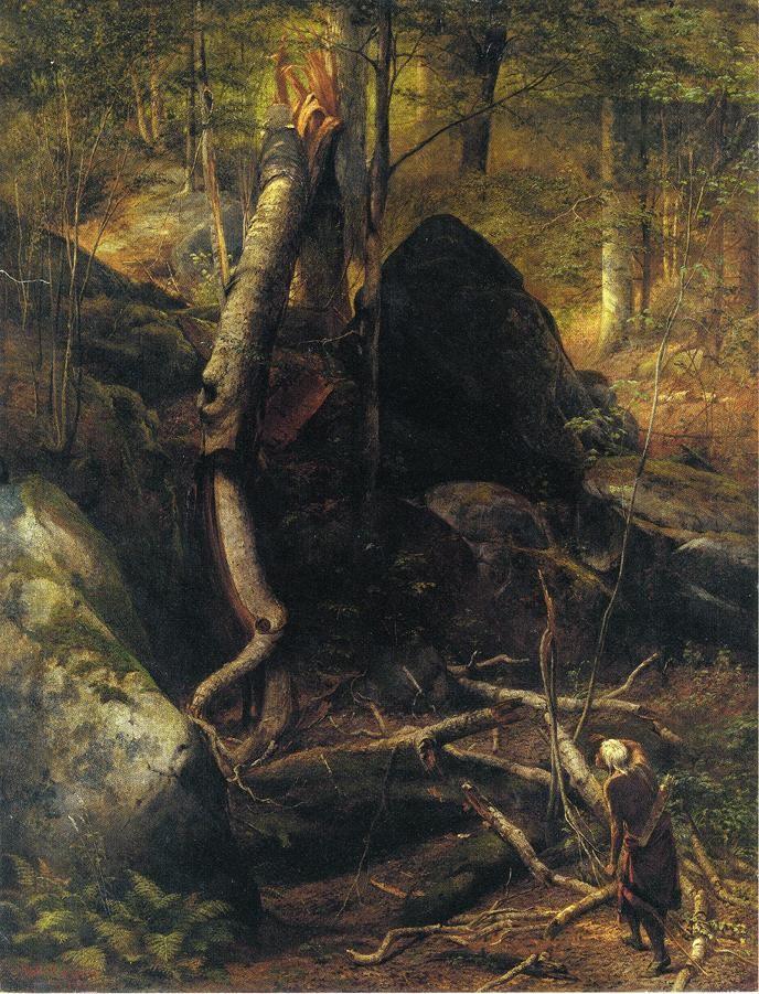The Fallen Landmark 1872